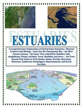 Estuaries: FULL VERSION:  Biology, Earth Sci, Geography (O