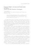 Estudos de Mulher e de Género nos Estados Unidos