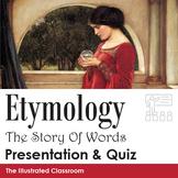 Etymology PowerPoint Presentation - Slide Bank