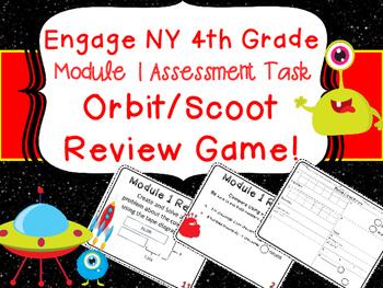 Eureka Engage NY 4th Grade Module 1 Assessment Task Card R