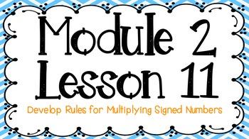Eureka Engage NY Module 2 Lesson 11 7th Grade