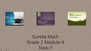 Eureka Math - 2nd Grade Module 4, Topic F