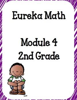 Eureka Math 2nd Grade Student Sheets - Module 4