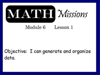 Eureka Math 3rd Grade Module 6 Flipcharts