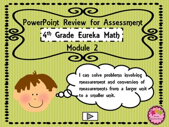 Eureka Math (Engage New York) 4th Grade Module 2 PowerPoin