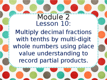 Eureka Math 5th Grade Module 2 Lesson 10