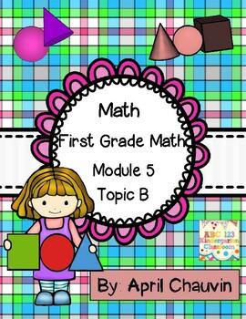 Eureka Math Assessment First Grade  Module 5 Topic B   Eng