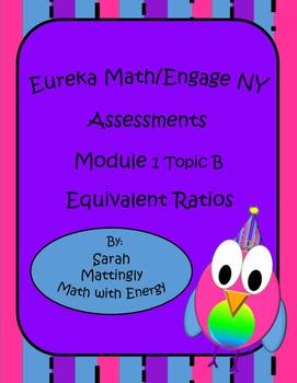 Eureka Math Engage NY Module 1 Topic B Assessments