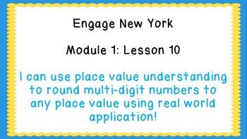 Eureka Math/Engage New York 4th Grade Module 1 Lesson 10: