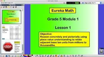 Eureka Math Grade 5 Module 1