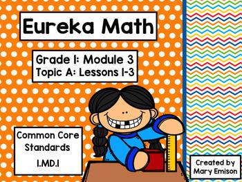 Eureka Math Flipchart (Module 3 Topic A)