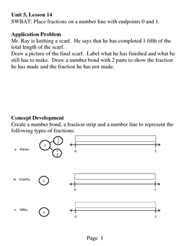 Eureka Math Grade 3 Module 5, Lessons 14 - 29