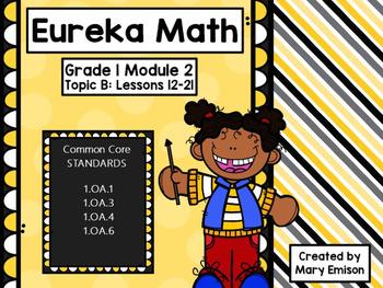 Eureka Math Module 2 BUNDLE!!!