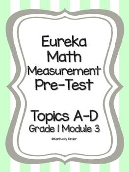 Eureka Math Module 3 Pre-Assessment