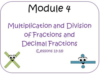 Eureka Math (aka Engage New York) Fifth Grade Module 4 Les