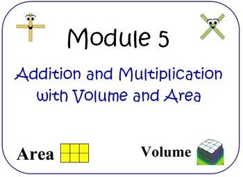 Eureka Math (aka Engage New York) Fifth Grade Module 5