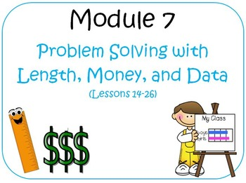 Eureka Math (aka Engage New York) Second Grade Module 7 Le