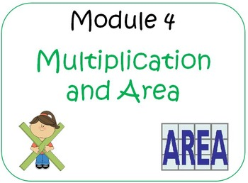 Eureka Math (aka Engage New York) Third Grade Module 4