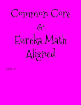 Eureka Math lessons 1-10 Quick Check