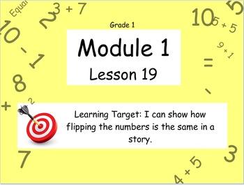 Eureka Math (or Engage New York) Module 1 Lesson 19