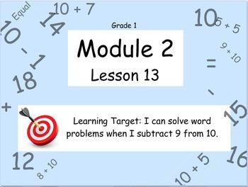 Eureka Math (or Engage New York) Module 2 Lesson 13