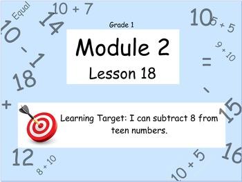 Eureka Math (or Engage New York) Module 2 Lesson 18