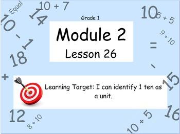 Eureka Math (or Engage New York) Module 2 Lesson 26