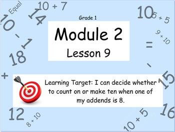 Eureka Math (or Engage New York) Module 2 Lesson 9