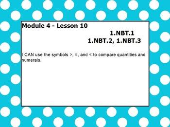 Eureka math module 4 lesson 10 first grade