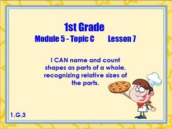 Eureka math module 5 lesson 7 first grade