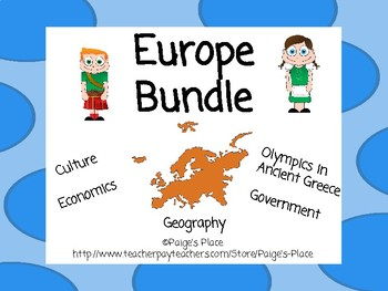 Europe Bundle