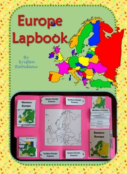 Europe Lapbook