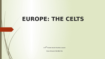 Europe: The Celts