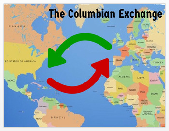"""The Columbian Exchange"" + Quiz"