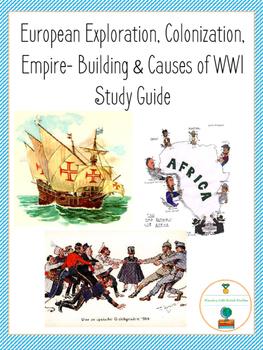 European Exploration, Colonization, Empire-Building & Caus