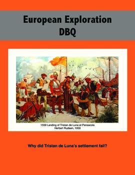 European Exploration DBQ