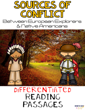 European Explorers & Natives Sources of Conflict Different