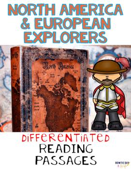 European Explorers & North America Nonfiction Differentiat
