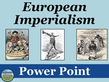 European Imperialism Power Point