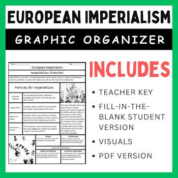 European Imperialism: Graphic Organizer