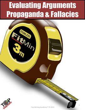 Argument Analysis Propaganda and Logical Fallacies