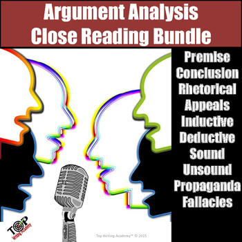 Argument Analysis Unit Critical Thinking