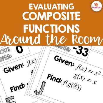 Evaluating Composite Functions Around the Rom Activity