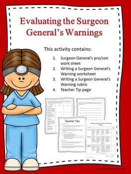 Evaluating the Surgeon General's Cigarette Warnings