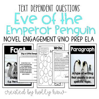 Eve of the Emperor Penguin NO PREP (ELA)
