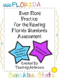 Even More Practice for the Reading FSA (Florida Standards