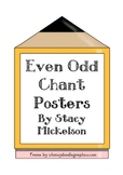 Even-Odd Chant Poster - Freebie!