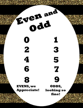 Even and Odd