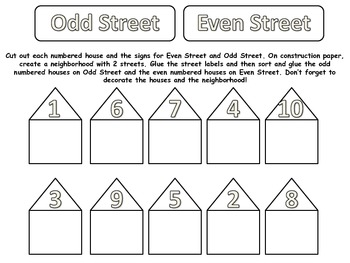 Even and Odd Street Sort