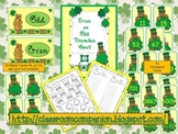 Even or Odd Number Sort for St. Pat's Day